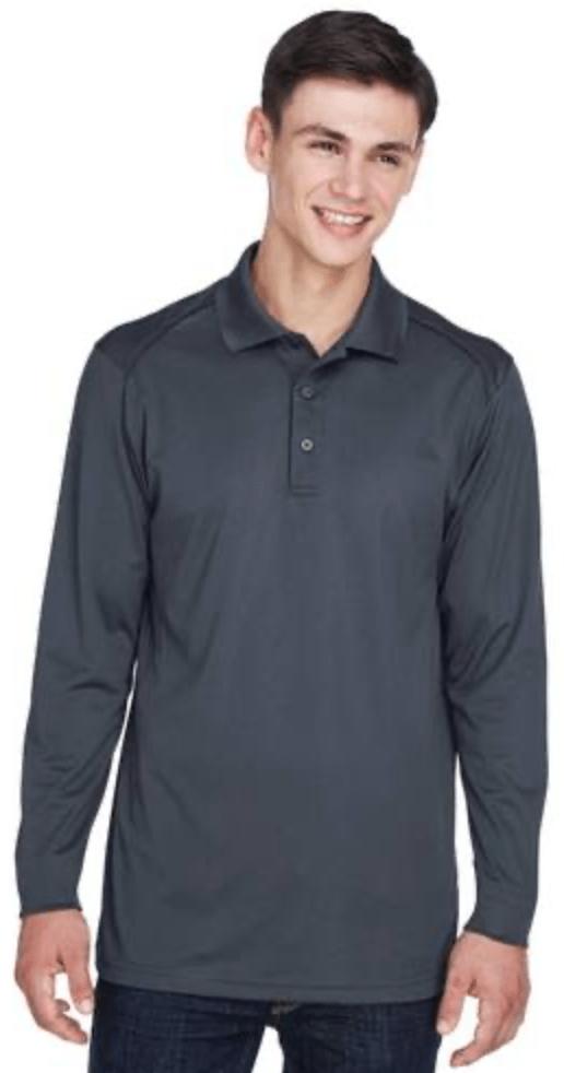 *SPECIAL ORDER ** Shirts: Men's Long Sleeve Polo Shirt 85111