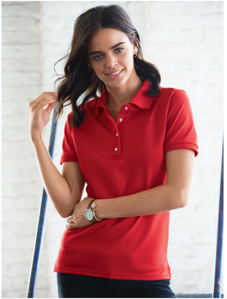 *SPECIAL ORDER ** Shirts: Women's Polo Shirt 437W